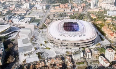 stadion nou barcelona