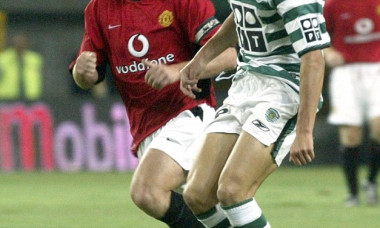 cr ronaldo sporting man united