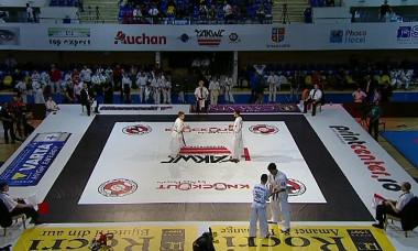 captura karate