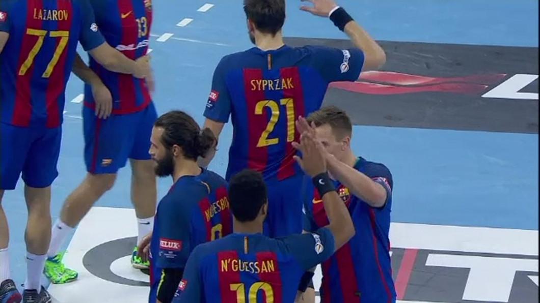 handbal barcelona
