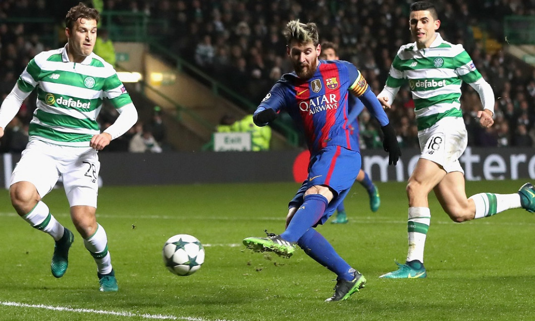messi gol celtic