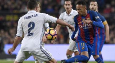 neymar barcelona - real madrid