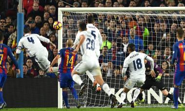 gol sergio ramos barcelona - real 1-1 decembrie 2016