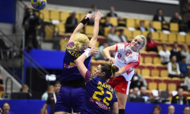 romania danemarca handbal