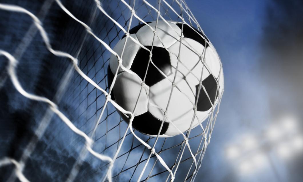 Sport-Football-in-goal 1