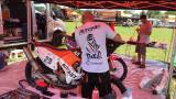 Gyenes Dakar 3