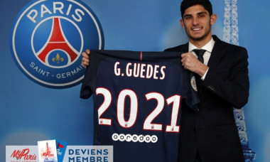 guedes psg