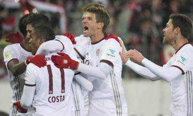 Muller bucurie Bayern