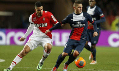 Verratti PSG Monaco