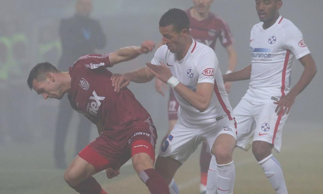 CFR Cluj Steaua