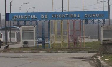 frontiera giurgiu