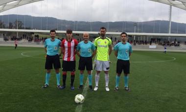 arbitri Spania