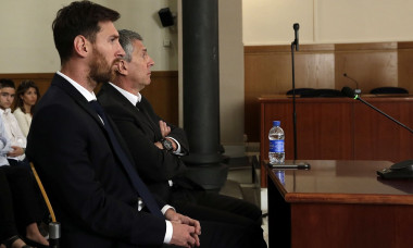 messi tribunal