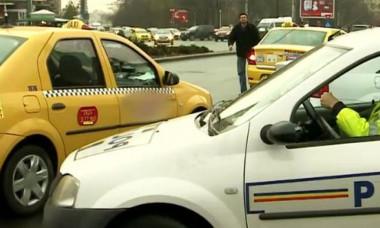 politia taxi