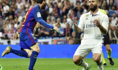 Messi buc El Clasico