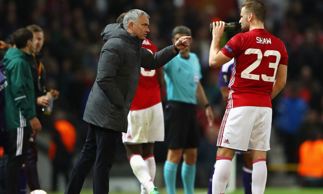 mourinho united