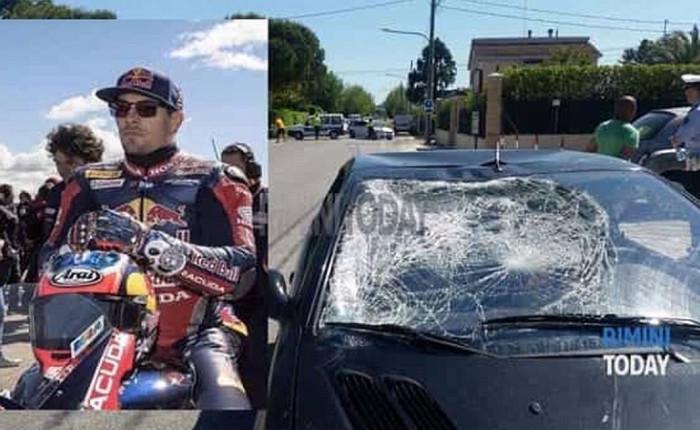 Hayden accident