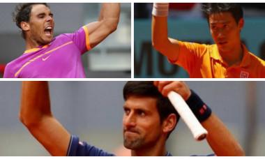 collage tenis
