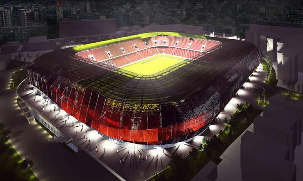 proiect stadion dinamo