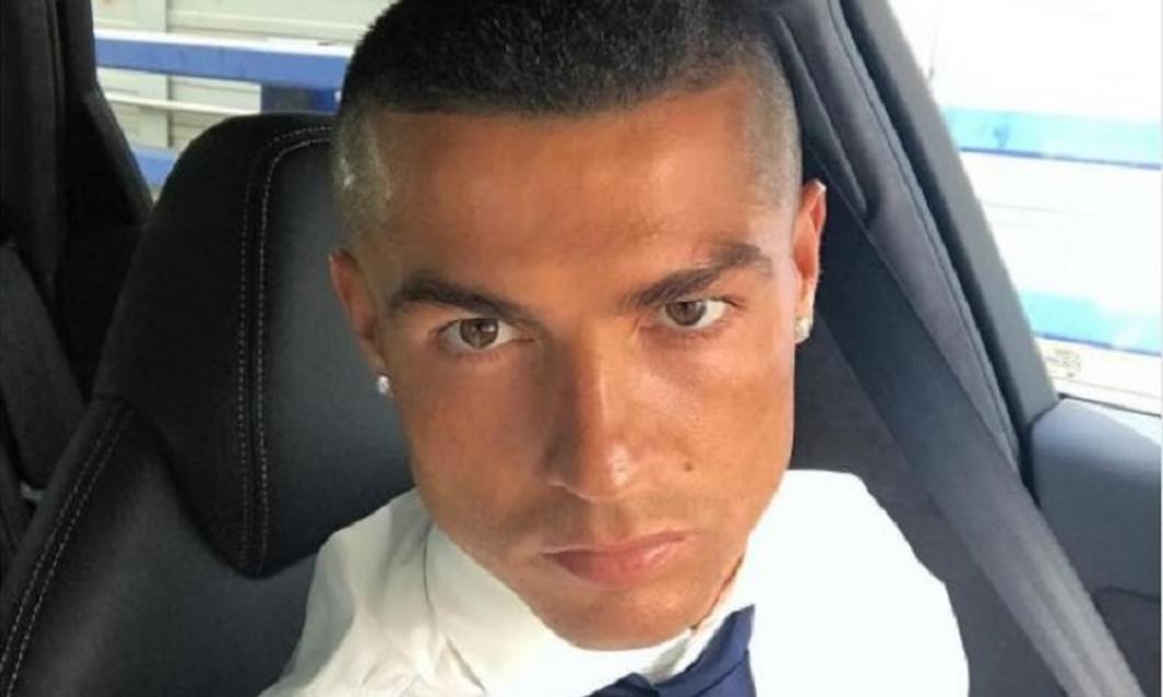 Foto Vă Place Noul Look Al Lui Ronaldo După Recordurile Bătute