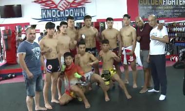 captura kickboxing