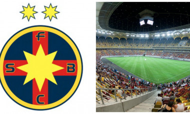 collage steaua stadion