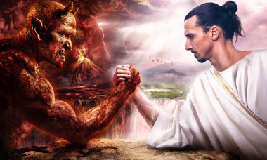 zlatan the god