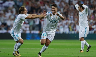 Marco Asensio gol real madrid