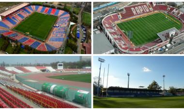 collage stadioane