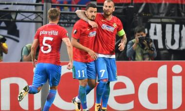 Steaua Plzen buc gol