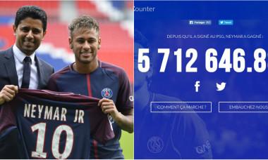 neymar counter