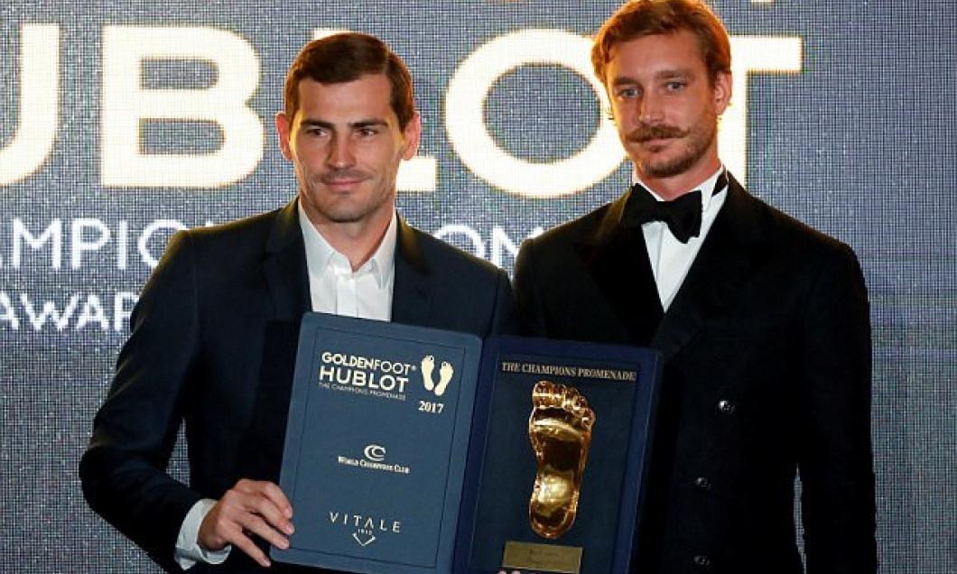 Casillas premiu