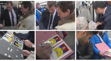 collage autografe steaua