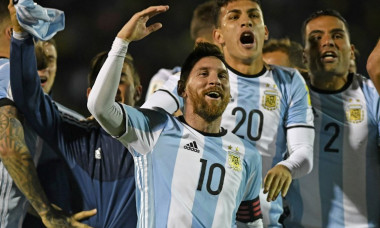 Messi nationala buc