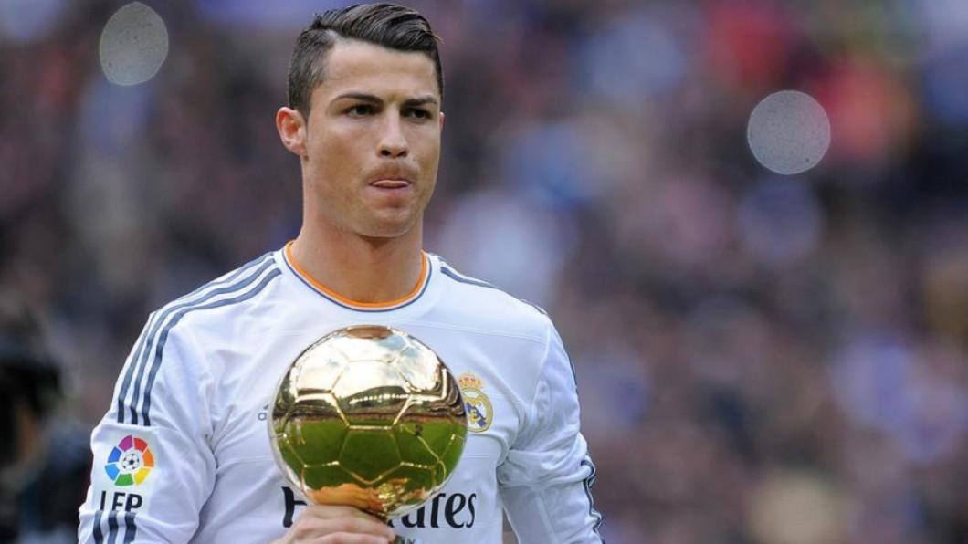 ronaldo balon