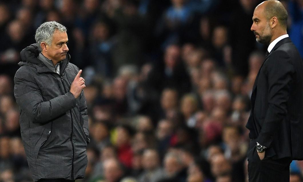 Mourinho Guardiola United City