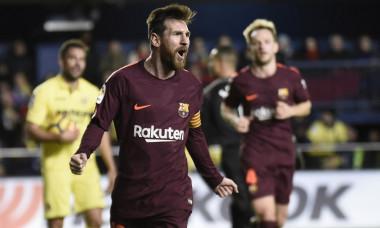 Messi Villarreal