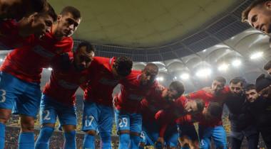 FOTBAL:FC STEAUA BUCURESTI-FC LUGANO, LIGA EUROPA (7.12.2017)