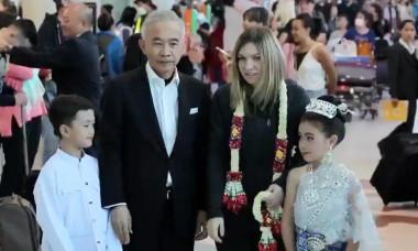 Halep sosire Thailanda