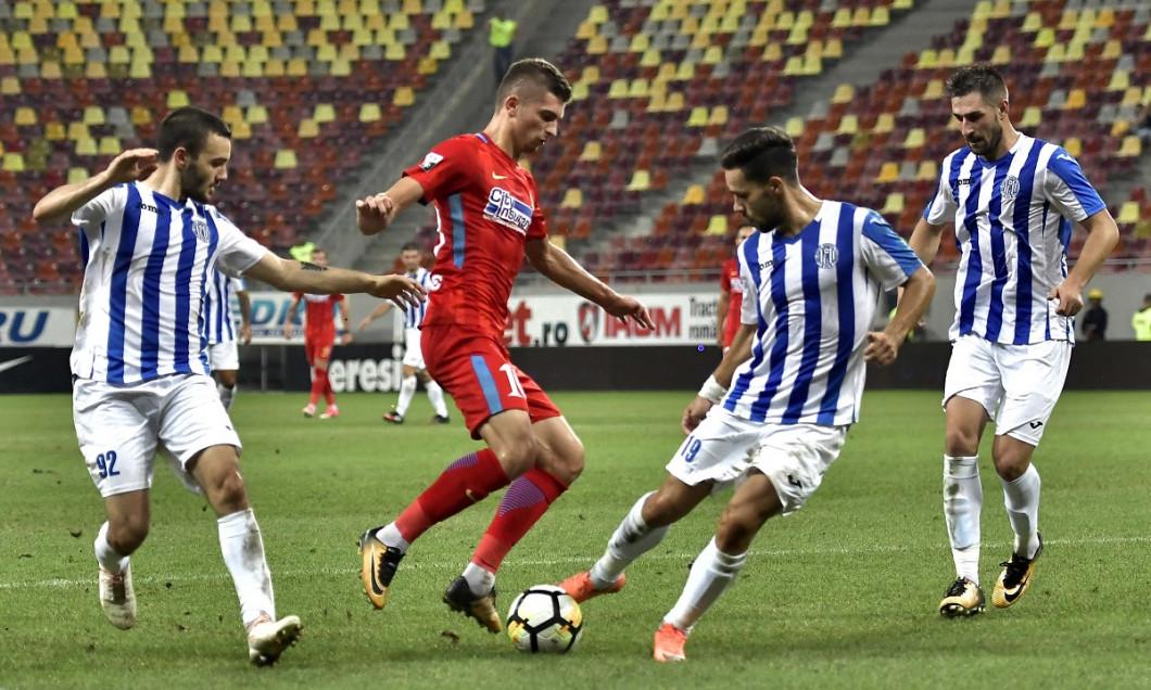 FOTBAL:FC STEAUA BUCURESTI-CSM POLITEHNICA IASI, LIGA 1 BETANO (9.08.2017)
