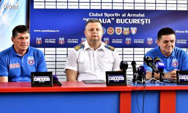 Stefan Iovan a jucat la Steaua și a antrenat la FCSB. Acum lucrează la CSA Steaua și ține cu FCSB în Europa.