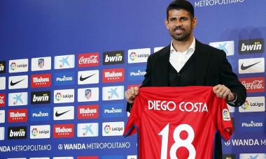 Diego Costa Atletico
