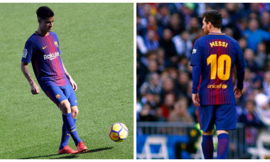 collage coutinho messi