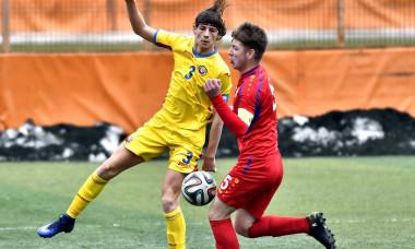 FOTBAL:ROMANIA U15-MOLDOVA U 15, AMICAL (21.02.2017)