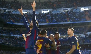 barcelona echipa ideala la liga