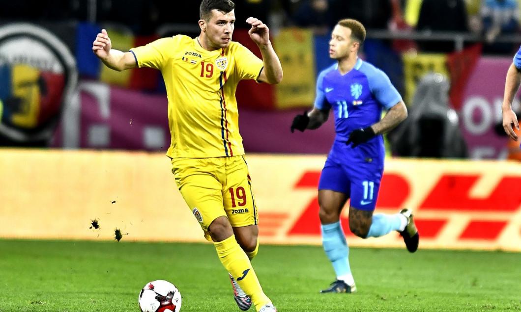 FOTBAL:ROMANIA-OLANDA, MECI AMICAL (14.11.2017)