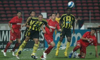 Dinamo Bucuresti-Beitar Ierusalim,turul 3 preliminar Cupa UEFA