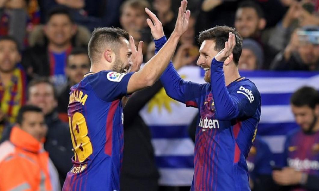 Messi Alba