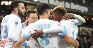 Rennes Marseille