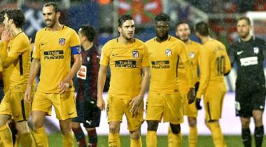 Eibar Atletico Madrid